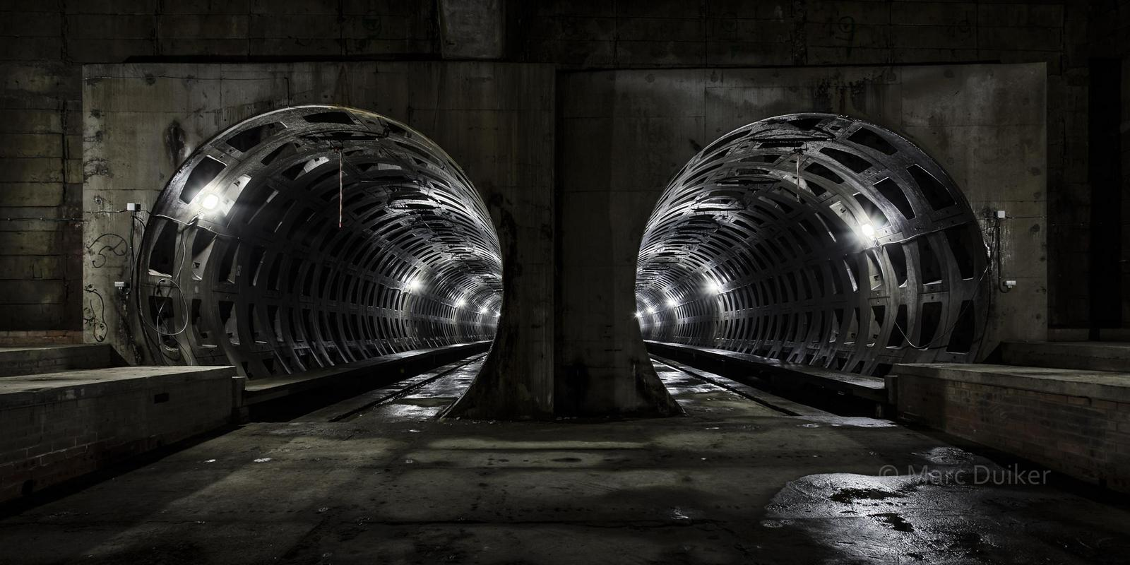 'Tunnel vision II' © by Marc Duiker